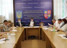 Спеціалісти ГУ Держпродспоживслужби у Вінницькій області взяли участь в обговоренні особливостей проведення ЗНО у 2020 році