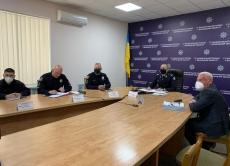 Держпродспоживслужба та Національна поліція України обговорили превентивні заходи у період послаблення карантинних обмежень