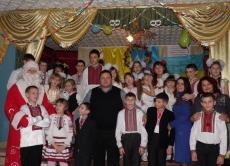 Працівники ГУ Держпродспоживслужби у Вінницькій області привітали дітей з Днем святого Миколая!