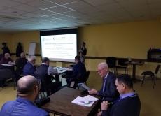 Відбувся семінар щодо підвищення обізнаності про АЧС в Україні