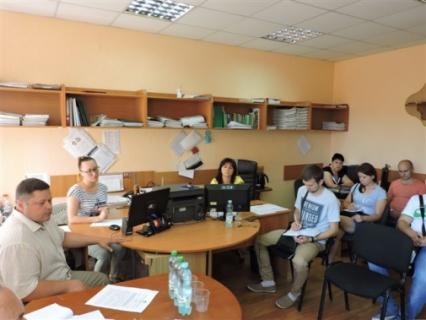 Управлінням фітосанітарної безпеки було проведено зустріч з сільгоспвиробниками та експортерами об'єктів регулювання