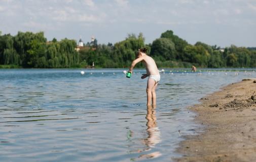 Стан Вінницьких пляжів у серпні: що змінилось та чи можна купатись?