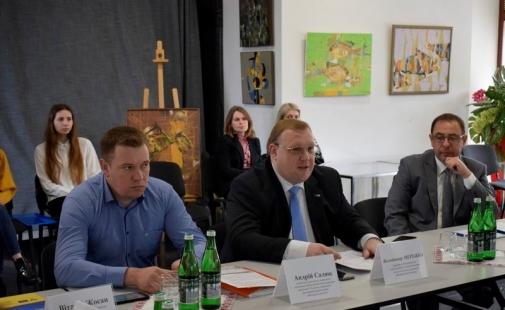 На Вінниччині суб'єкти господарювання вивчали нові можливості для експорту продукції