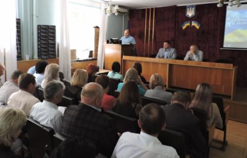 Державні інспектори та фахівці у сфері насінництва і розсадництва обговорили зміни фітосанітарних вимог