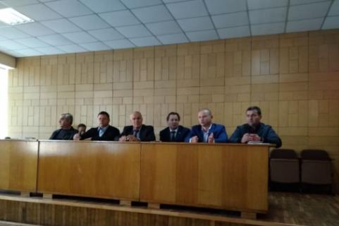 У Хмільнику відбулась зустріч органів місцевого самоврядування з Держпродспоживслужбою