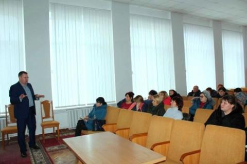 На Вінниччині пройшла низка семінарів щодо впровадження системи НАССР у освітніх закладах!