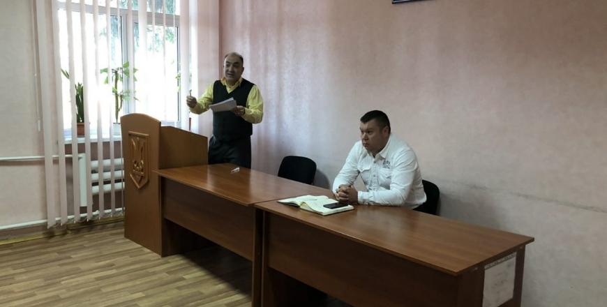 На Вінниччині спеціалісти Держпродспоживслужби провели нараду з представниками мисливських угідь