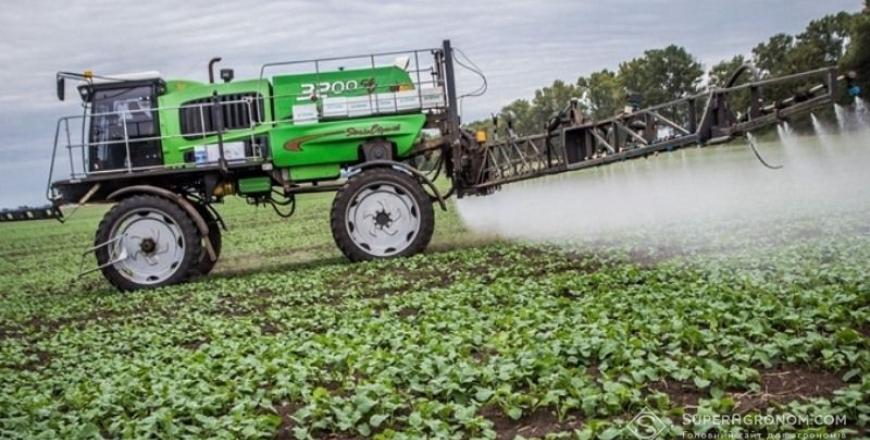 Щодо безпечного застосування засобів захисту рослин
