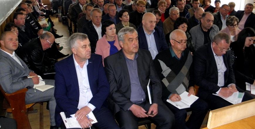 В Головному управлінні Держпродспоживслужби у Вінницькій області підбили підсумки роботи за перший квартал 2019 року