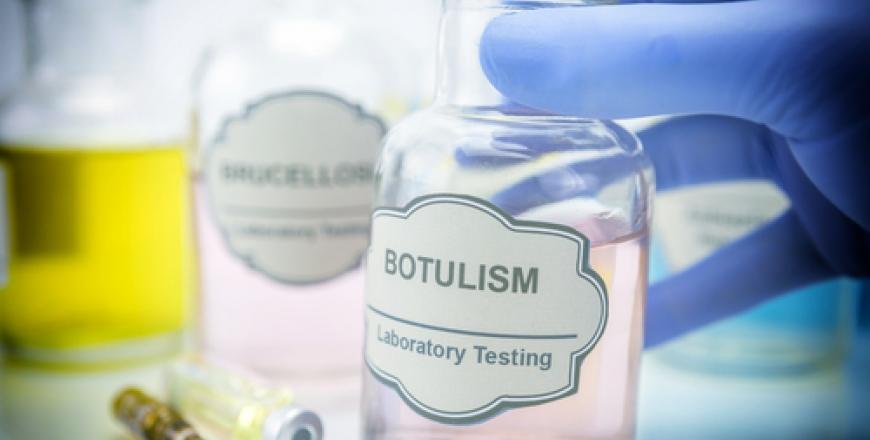 Чергова смерть від ботулізму