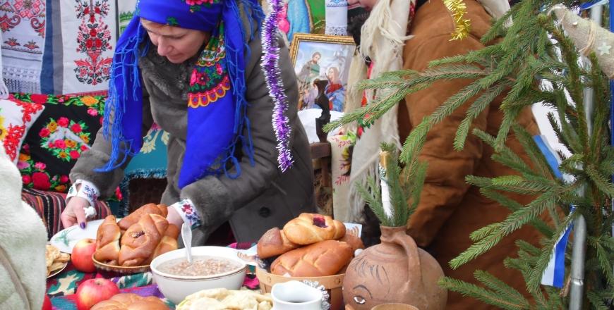 """На Вінниччині відбувся обласний мистецький фестиваль """"Різдво в Буші"""""""