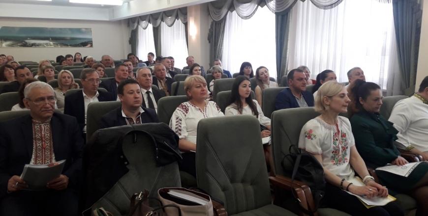 Фахівці Держпродспоживслужби з усієї України обговорили питання удосконалення системи внутрішнього контролю та аудиту