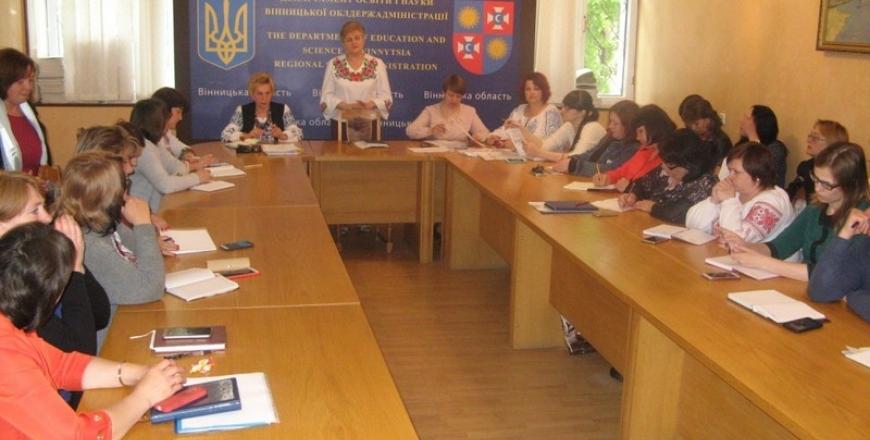 На Вінниччині обговорили питання підготовки дитячих таборів до початку літньої оздоровчої кампанії