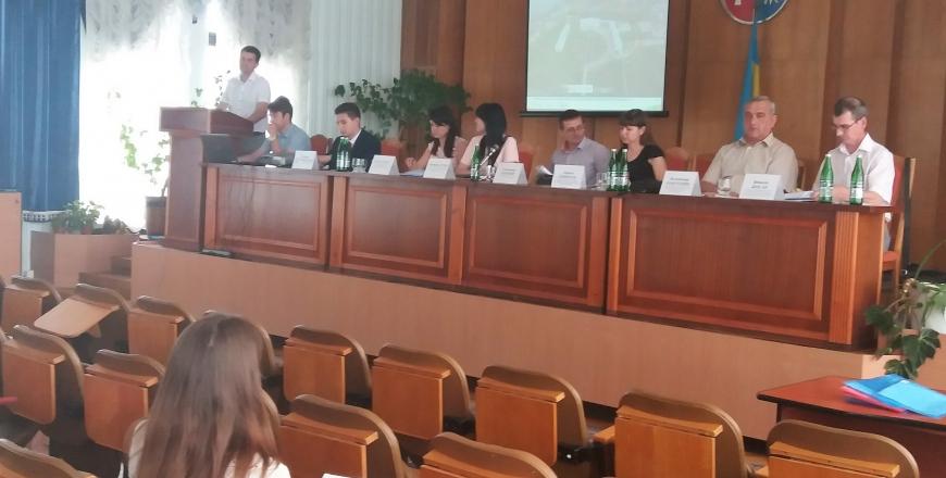 """Відбувся семінар на тему: """"Вихід на європейський ринок та відкриття ринків азійського континенту. Проблеми та перспективи для бізнесу регіону"""""""