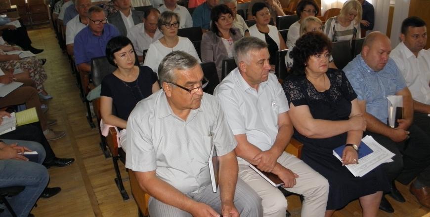 В Головному управлінні Держпродспоживслужби у Вінницькій області підбили підсумки роботи за І півріччя 2019 року