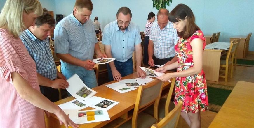 В рамках проекту Twinning пройшов тренінг з питань фітосанітарного моніторингу шкідливих організмів