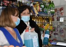 На Вінниччині протягом вихідних спеціалісти Держпродспоживслужби перевірили 1050 об'єктів на предмет дотримання карантинних вимог