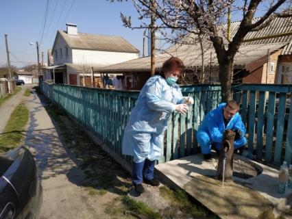 На Вінниччині Держпродспоживслужба продовжує проводити моніторинг об'єктів водопостачання