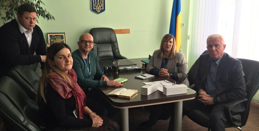 На Вінниччині Держпродспоживслужба та представники місії ОБСЄ обговорили питання якості води в області