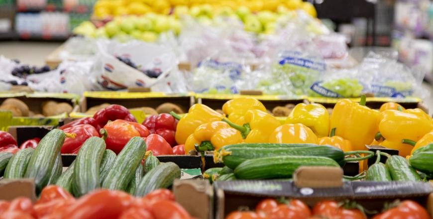 Рекомендації щодо миття овочів та фруктів в умовах карантинних обмежень