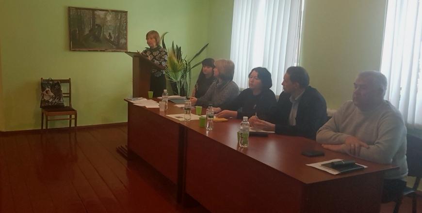 Спеціалісти Управління фітосанітарної безпеки провели круглий стіл щодо початку весняно-польових робіт