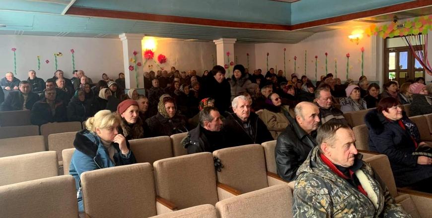 В Хмільницькому районі Держпродспоживслужба проводить зустрічі з органами місцевого самоврядування та населенням